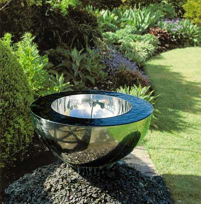 Instalar fuentes de agua c mo cuando y d nde for Fuentes de jardin solares