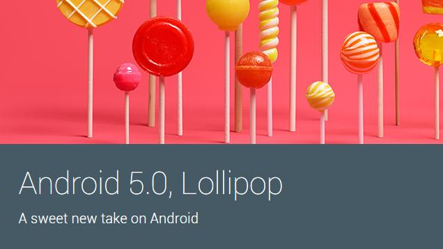 Tutorial para instalar la última actualización de Android Lollipop