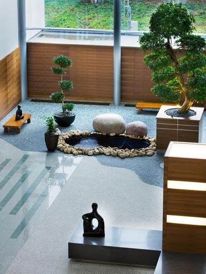 cmo instalar jardines zen relajantes en patios interiores o terrazas