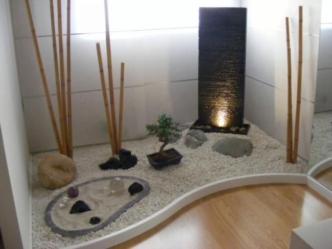 C mo instalar jardines zen relajantes en patios interiores for Patios interiores modernos