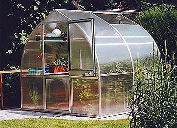 Instalar un invernadero en casa c mo y d nde - Invernaderos de terraza ...