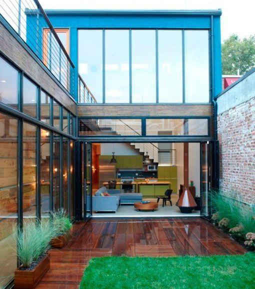 Cómo instalar un patio urbano funcional de acuerdo al lugar que tenemos