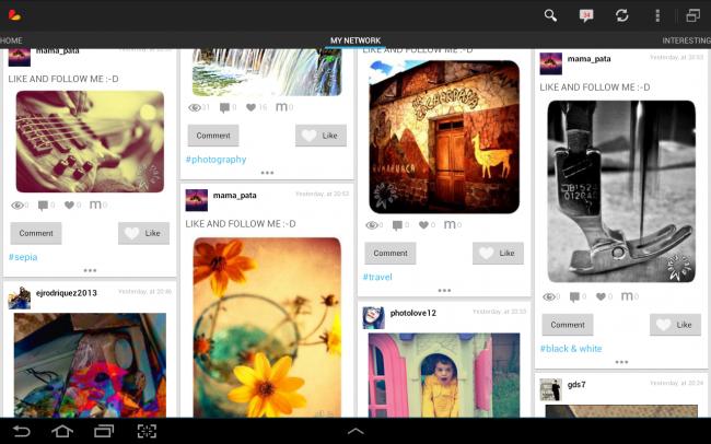 PicsArt Photo Studio para editar imágenes y compartirlas en la red social