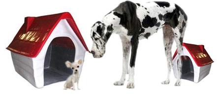 Dónde instalo la cucha del perro y cuál elijo: Consejos e imágenes de casetas para perros