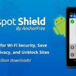 Cómo proteger conexión a internet y navegación con Hotspot Shield