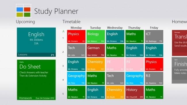 Organizar tus tareas de estudio con Study Planner