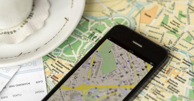 Completo navegador GPS para Android y iPhone