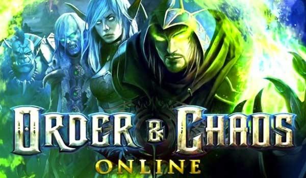 Juego MMORPG Order & Chaos para Android