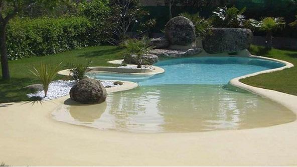 D nde pongo la piscina consejos para instalar una pileta - Piscinas tipo playa ...