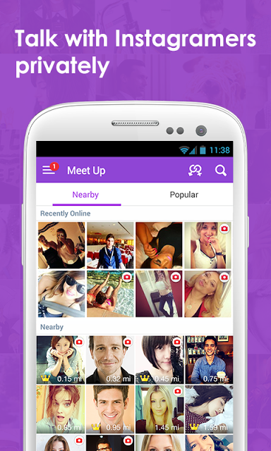 Chat for Instagram: chat exlusivo de la red social para Android
