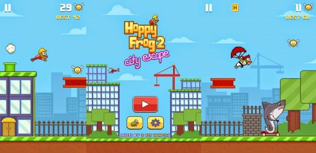 Cómo instalar Hoppy Frog 2 en dispositivos Android
