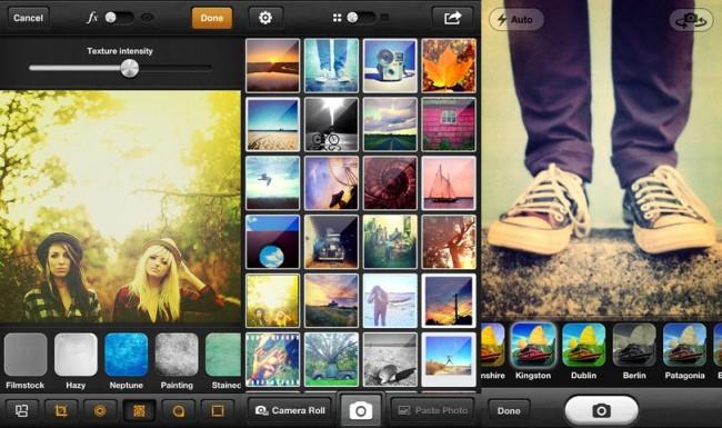 Filters for iPhone, app de edición de imágenes para iOS