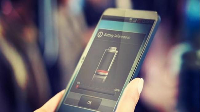 Aplicaciones móviles que consumen mayor cantidad de batería