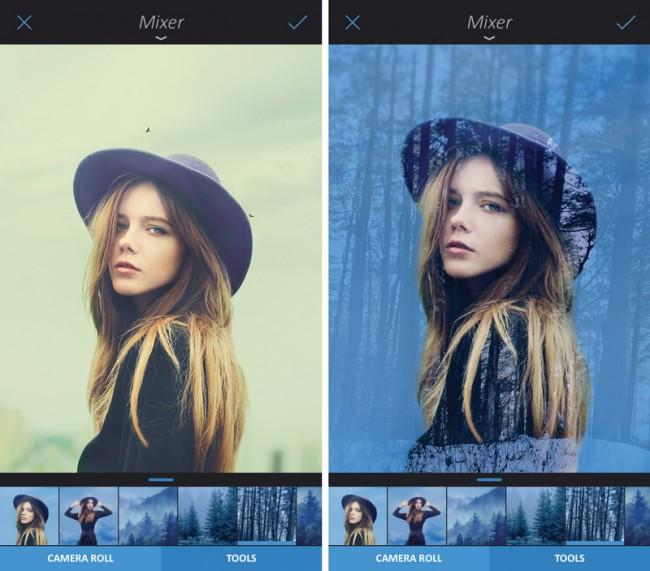 App de edición de imágenes Enlight para iPhone