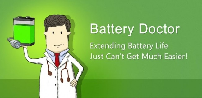 Optimizar el consumo de batería en smartphones Android con Battery Doctor