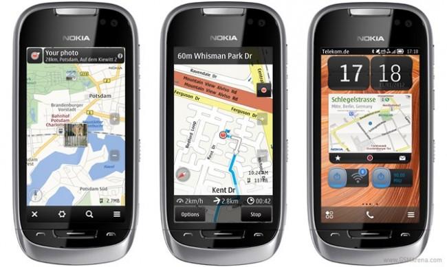 Kit de aplicaciones Nokia Maps Suite para Symbian