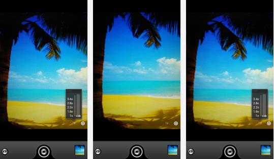 Tomá las mejores fotos con HD Camera Ultra para Android