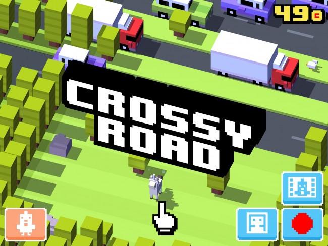 Cómo instalar Crossy Road en dispositivos Android