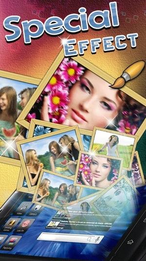 Filtros y efectos fotográficos con app Special Effect para Symbian