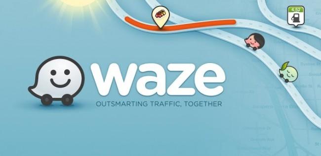 Info del tráfico en las ciudades con app multiplataforma Waze