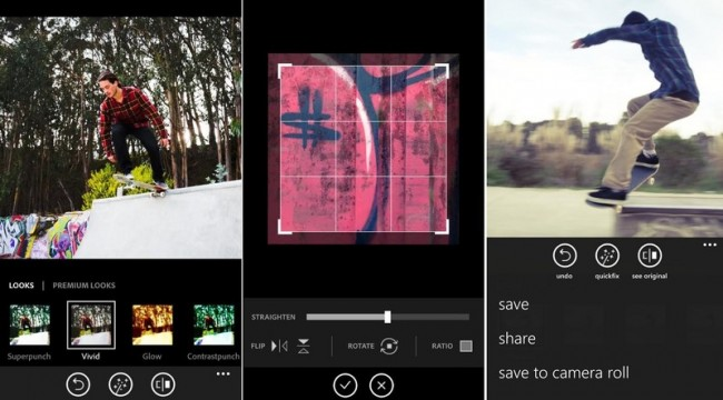 Como instalar la app de Photoshop en mi Windows Phone