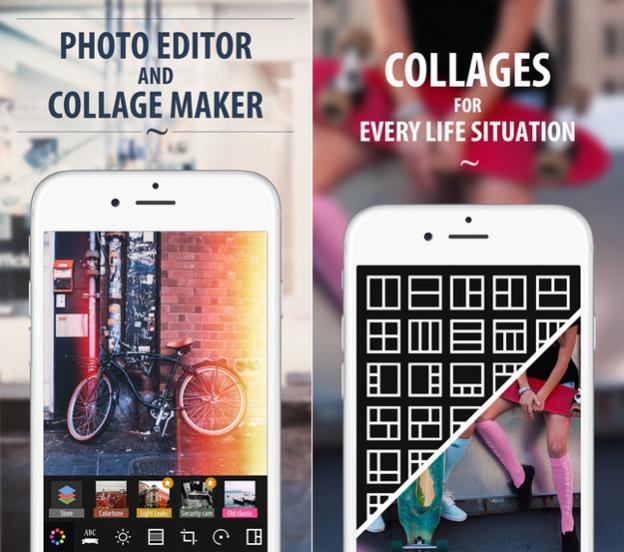 App Camly para editar tus imágenes desde tu Android