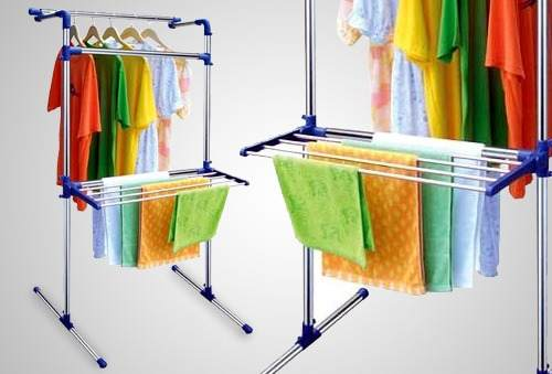C mo instalar un tendedero y d nde ideas para colocar t nder - Tenderos de ropa ...