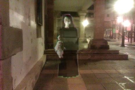App de Android para agregar siluetas de fantasmas a tus fotos