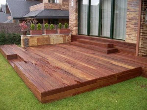 Como instalar un Deck en el patio de tu casa en forma correcta y rápida