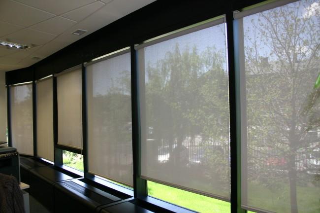 Resultado de imagen de cortina enrollable