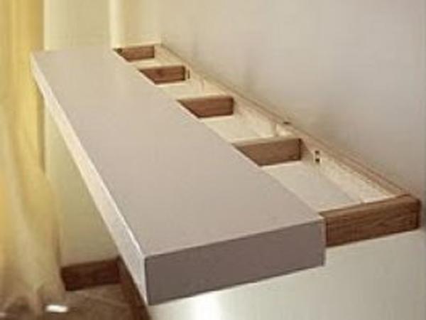Como instalar un estante en una pared de yeso de tu casa - Como aislar una pared ...