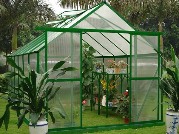 Algunos consejos para la instalaci n de un invernadero en - Invernadero para casa ...