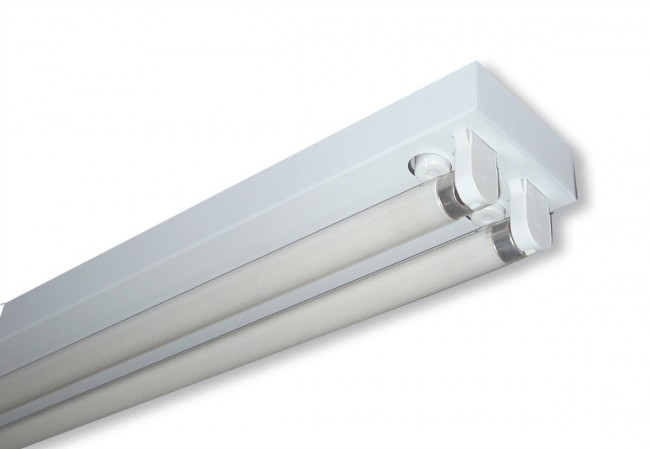 ¿Cómo saber instalar un tubo fluorescente?
