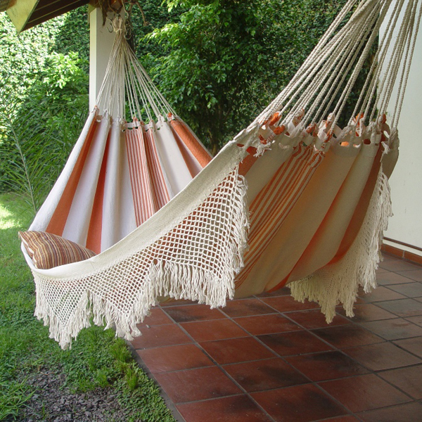 Como instalar una hamaca paraguaya en tu jard n - Hamacas para jardin ...