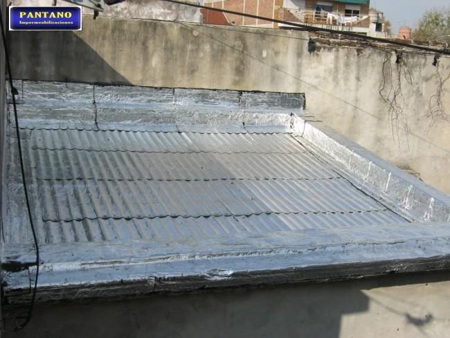 Cómo instalar correctamente membrana en techo?