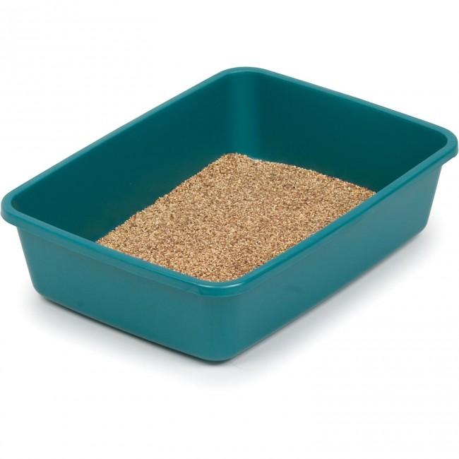 ¿Dónde saber colocar la caja de arena para gatos?