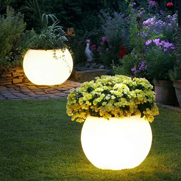 consejos para la instalacin de iluminacin solar al aire libre en su patio