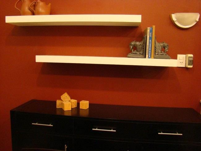 ¿Cómo colocar estanterías empotradas? Instalar estanterías