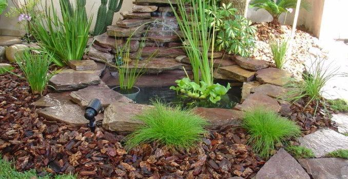 Como instalar guias para todo tipo de intalaciones for Jardines para espacios pequenos
