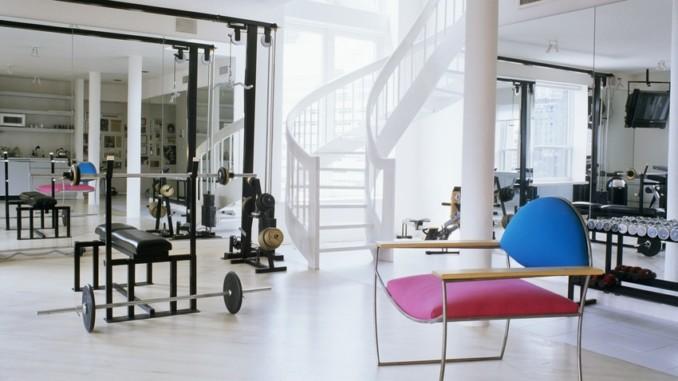 C mo instalar y d nde ubicar un peque o gimnasio en casa - Como hacer un gimnasio ...