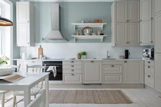 Cocinas modernas blancas y grises elegant cocinas - Youtube cocinas modernas ...