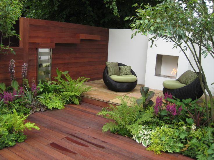 C mo poner plantas en un jardin peque o qu conviene elegir for Giardini moderni