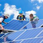 Como instalar en una casa energia solar
