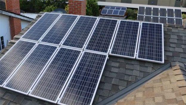 Como instalar en una casa energia solar - Paneles solares para abastecer una casa ...