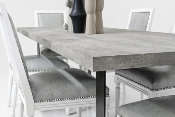 Como hacer una mesa de cemento for Como hacer una pileta de cemento