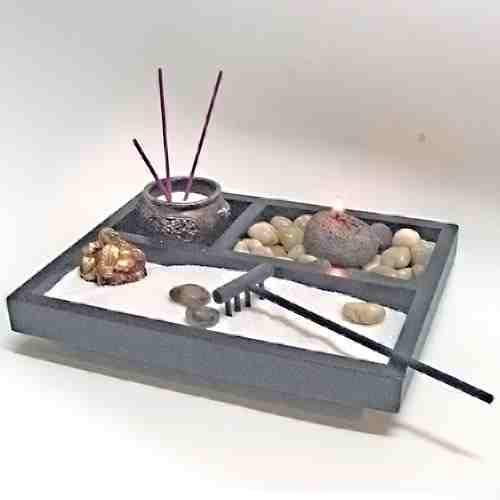 Como Instalar Un Jardin Tipo Zen Miniatura - Jardin-zen-significado