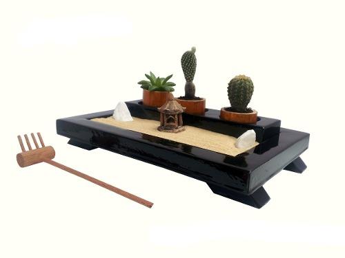 c mo instalar un jard n tipo zen miniatura