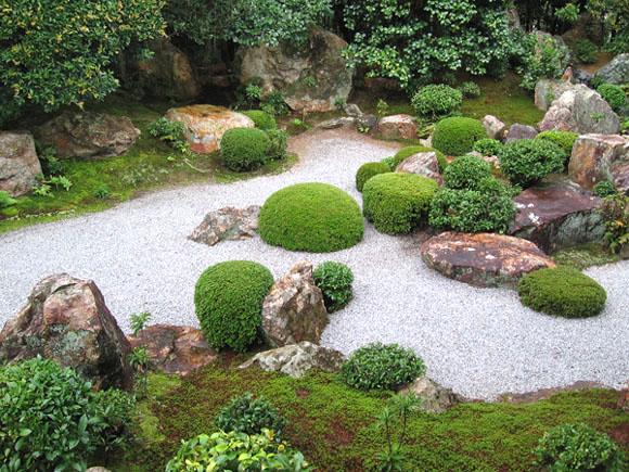 Jardines zen instalaci n y consejos - Jardines zen pequenos ...