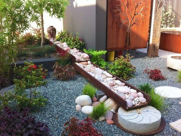 C mo instalar jardines zen relajantes en patios interiores for Imagenes de jardines interiores
