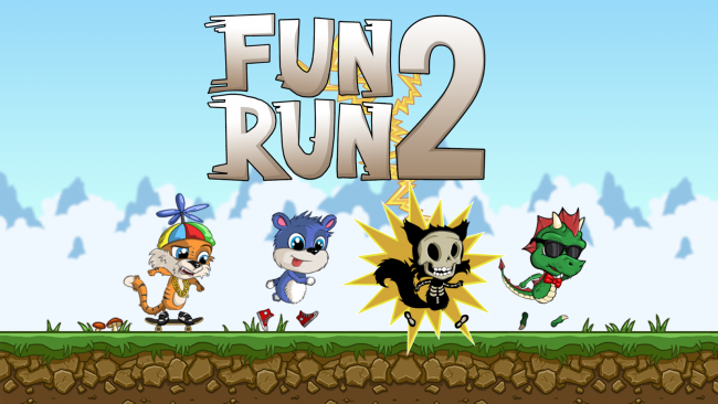 Cómo instalar Fun Run 2 Multiplayer Race en mi Android